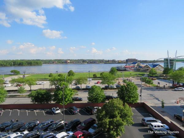 Radisson Hotel Quad Cities in Davenport, Iowa