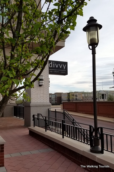 Divvy is a great place to share bites with friends in Carmel, Indiana