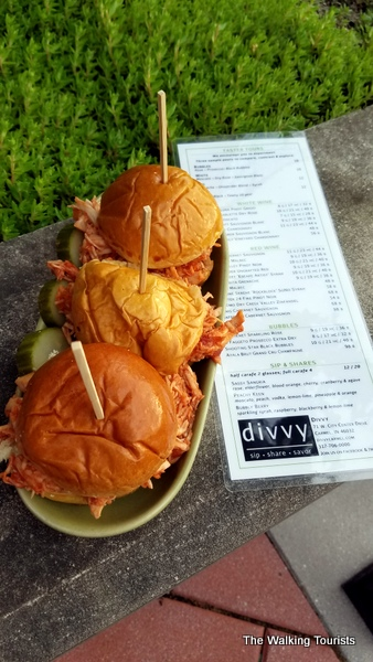 Sip, Savor, Share at Divvy in Carmel, Indiana