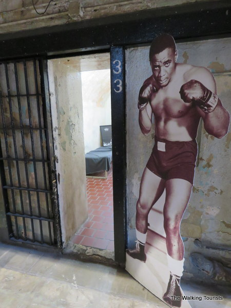 Sonny Liston was discovered at the Missouri State Penitentiary