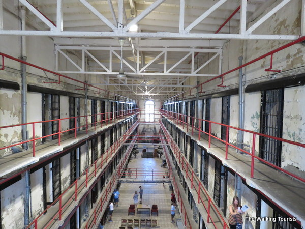 Visit the Missouri State Prison
