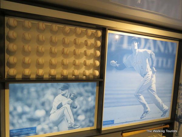 Baseball Hall of Fame Traveling Exhibit