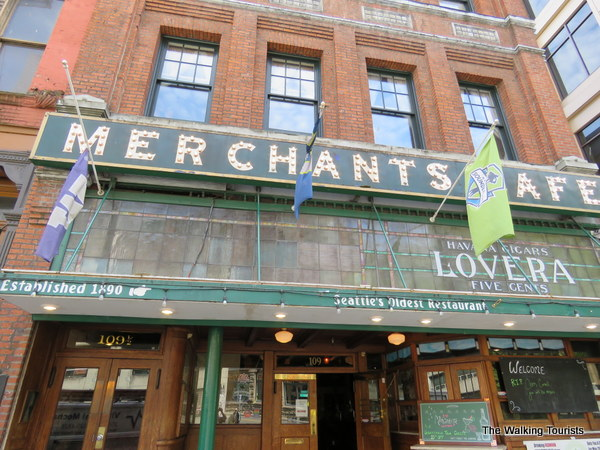 Oldest Restaurant in Seattle is in Pioneer Square
