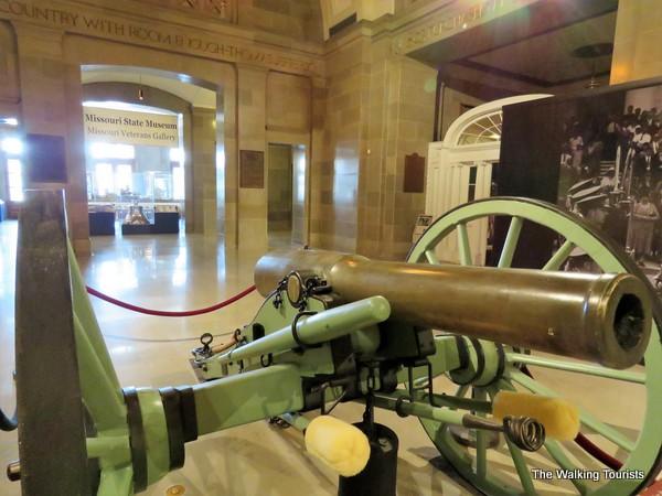 Missouri State Museum in State Capitol