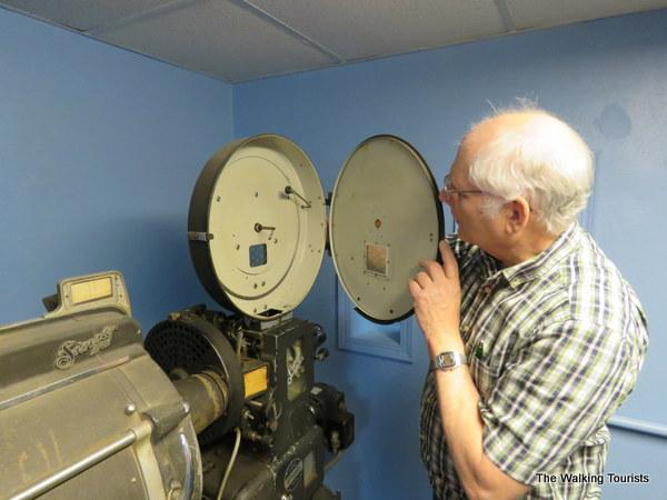 Film Studio in Lyons, Nebraska