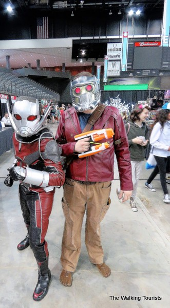 Geek Central! Fans flock to O Comic Con for pop culture fun, camaraderie