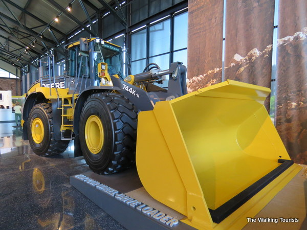 Learn more about John Deere Tractors