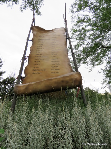 Mankato's Reconciliation Park seeks to bridge gap between Native Americans and locals