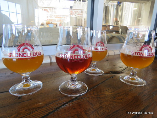 Stonecloud Brewing Company in Oklahoma City