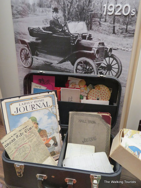 Exhibit highlights the determination of the company's founder Joyce C. Hall