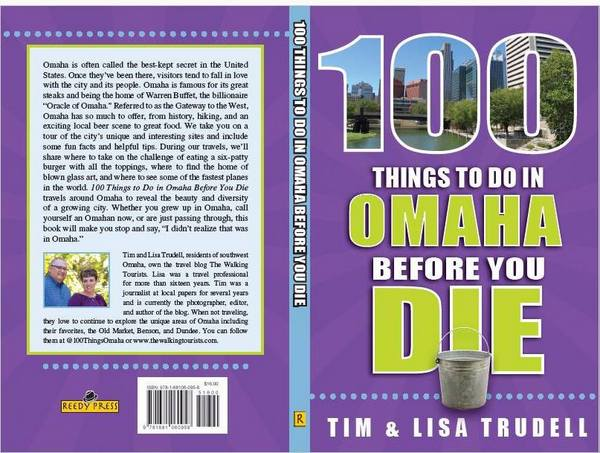 Cover of book 100 things to do in Omaha before you die