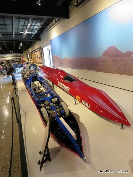 Museum of American Speed in Lincoln, Nebraska