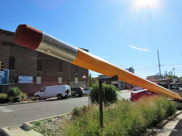 World's Largest Things in Casey, Illinois