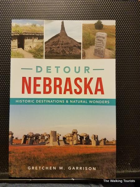 """Detour Nebraska,"" by Lincoln writer Gretchen Garrison."