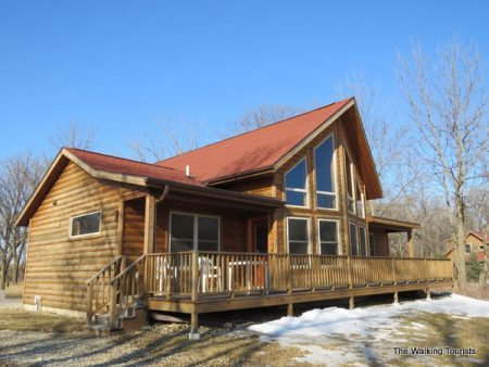 Red Cedar Lodge offers year round nature escape in Charles City, Iowa