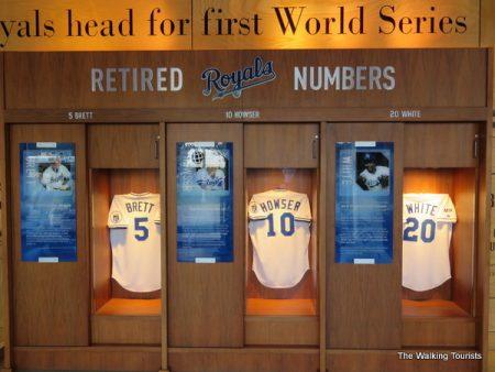 Raised Royal - Stadium Tour Tells Kansas City Royals History