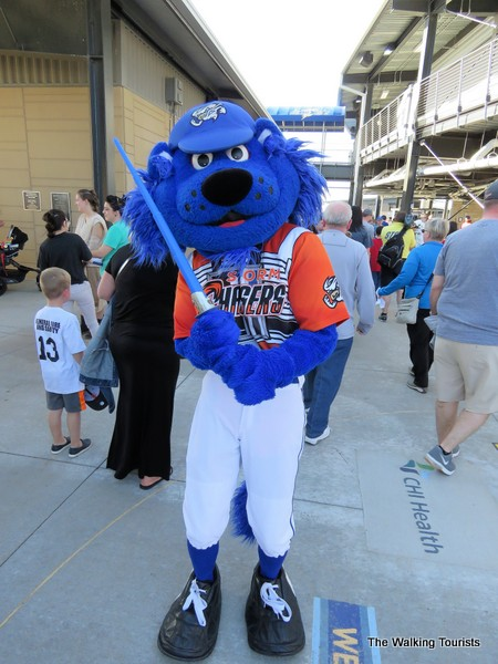 May the Force be with You - Omaha Storm Chasers honor history, celebrate fun at the ball park