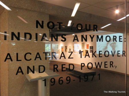 Nebraska-Omaha exhibit tells story of Native Americans' Alcatraz Island occupation