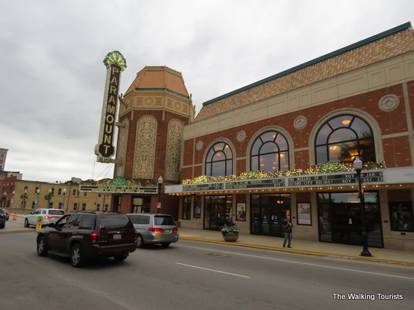 Paramount Theatre welcomes more than 300,000 people annually to its shows.
