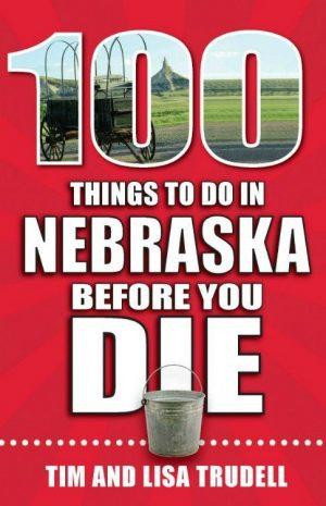 100 Things Nebraska Book graphic