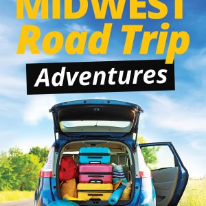 Midwest Road Trip Adventures Book Cover Image